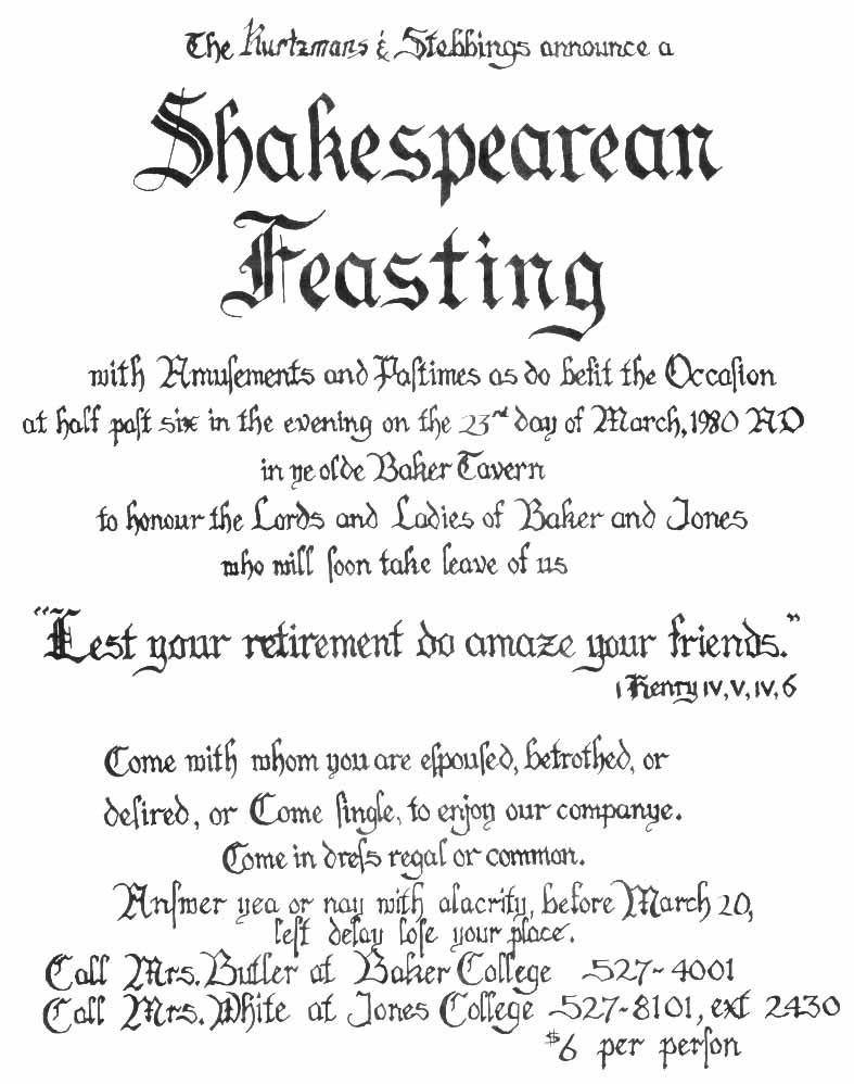 Shakespeare Feast Quotes. QuotesGram