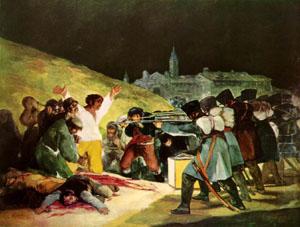 Goya's Third of May