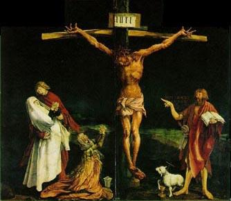 Grunewald's Crucifixion