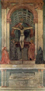 Masaccio's Trinity