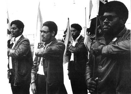 nationalism and the black panther party • situate the black panther party within the larger context of black power activism 4 a teacher's guide to nine lives of a black panther: a story of survival nationalism as black racism and became.
