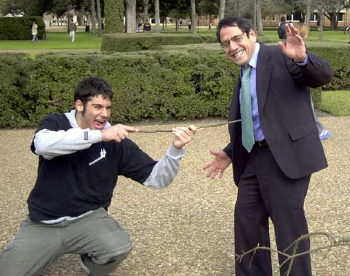 Scott takes revenge on Camacho.